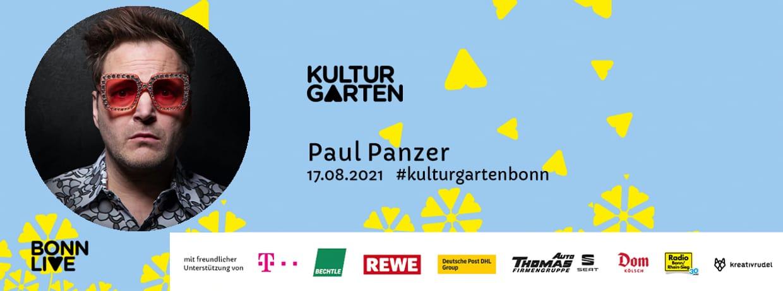 Paul Panzer | BonnLive Kulturgarten