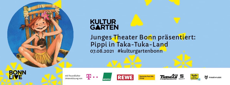 JTB: Pippi in Taka-Tuka-Land | BonnLive Kulturgarten