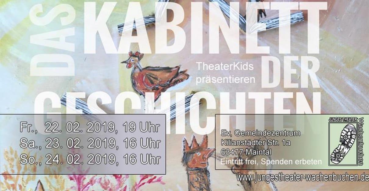 Das Kabinett der Geschichten (Kindertheater)