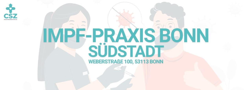 Impf-Praxis Bonn | Drittimpfung 29.09.2021 (Mittwoch) / BioNTech