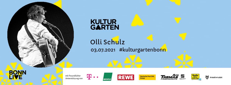 Olli Schulz   BonnLive Kulturgarten