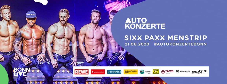 Sixx Paxx | BonnLive Autokonzerte