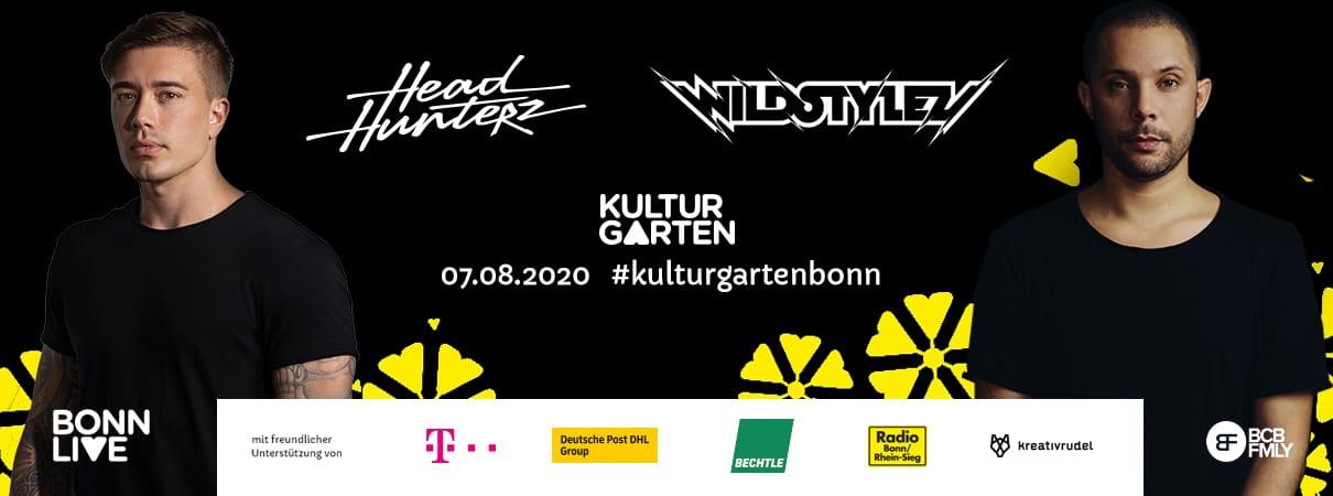 Headhunterz vs. Wildstylez   BonnLive Kulturgarten