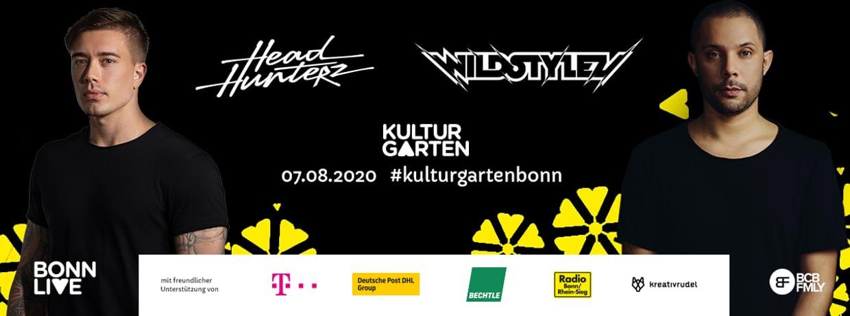 Headhunterz vs. Wildstylez | BonnLive Kulturgarten
