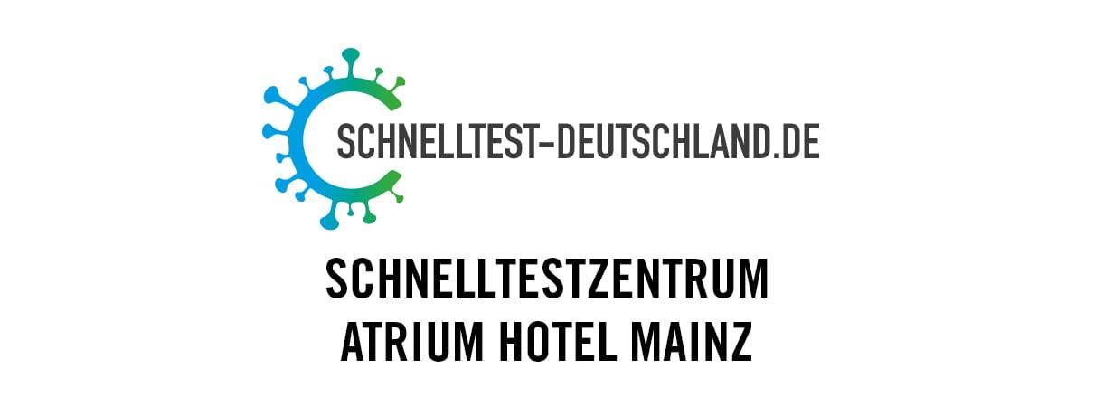 Schnelltestzentrum Atrium Hotel Mainz