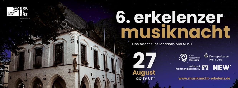 Erkelenzer Musiknacht 2021