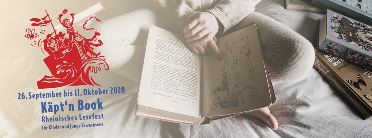 Käpt´n Book - Ursula Poznanski