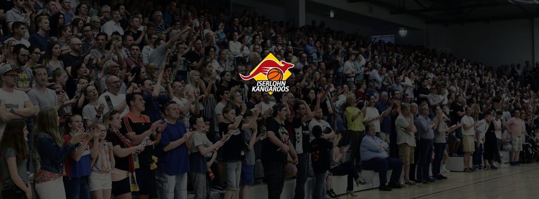 Iserlohn Kangaroos vs. Baskets Juniors Oldenburg 19/20
