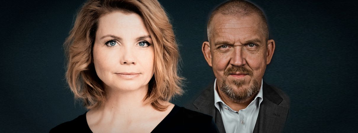 Annette Frier und Dietmar Bär