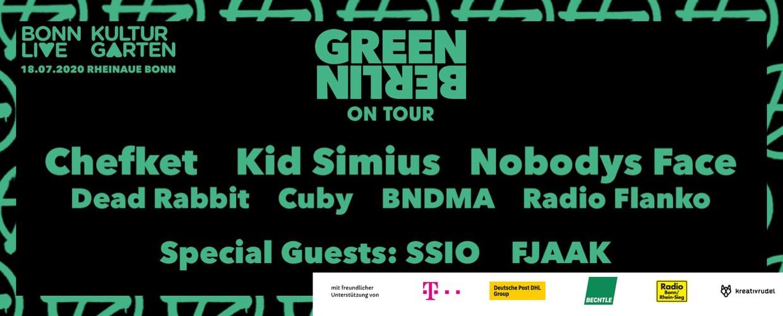 Green Berlin on Tour | BonnLive Kulturgarten