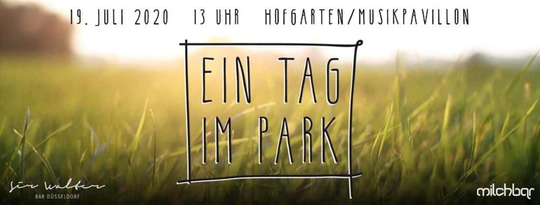 Ein Tag im Park 19.07.2020