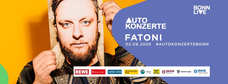 Fatoni | BonnLive Autokonzerte