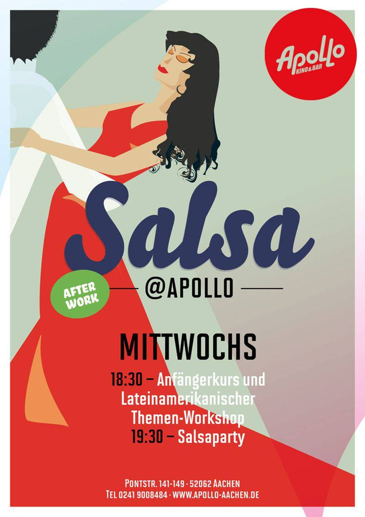 Salsa Im Apollo (26.08.2020)