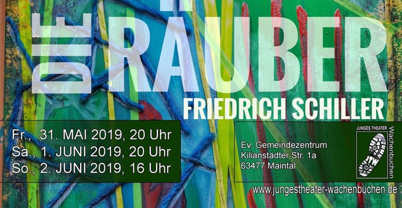 Die Räuber (Schauspiel von Friedrich Schiller)