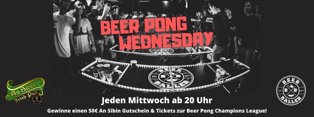 Beer Pong Darmstadt 19.02.20