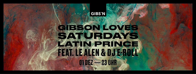 Gibson Loves Saturdays | 01.12.