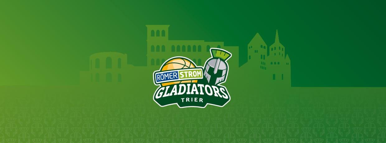 Dauerkarten Gladiators Trier Saison 20/21