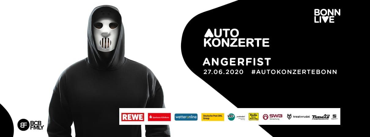 Angerfist | BonnLive Autokonzerte