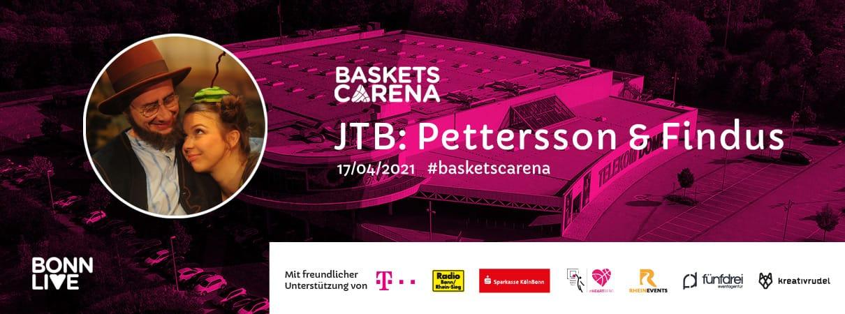 JTB: Pettersson und Findus   Baskets Carena