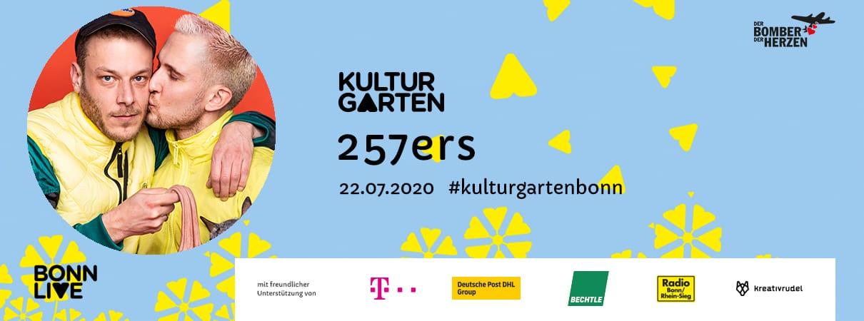 257ers   BonnLive Kulturgarten