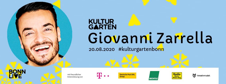 Giovanni Zarrella   BonnLive Kulturgarten