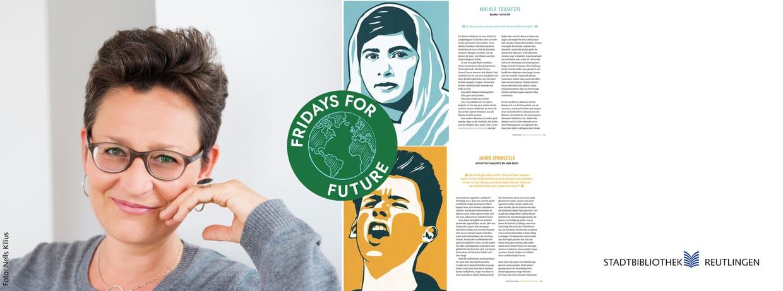 AUSLESE. Christine Knödler im Gespräch mit Fridays for Future Reutlingen - ONLINE