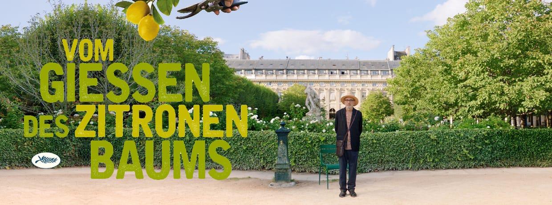 Filmklub Kurbelkiste: Vom Giessen des Zitronenbaums
