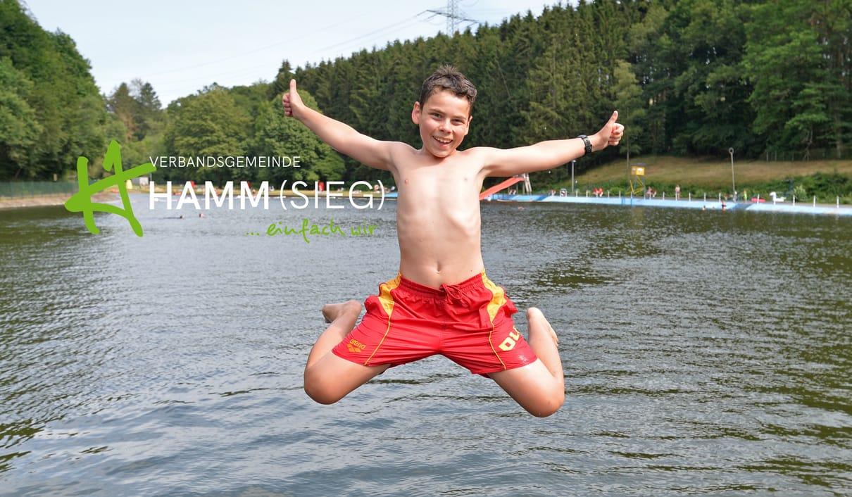 Waldschwimmbad - Hamm (Sieg) (14.07.2020)