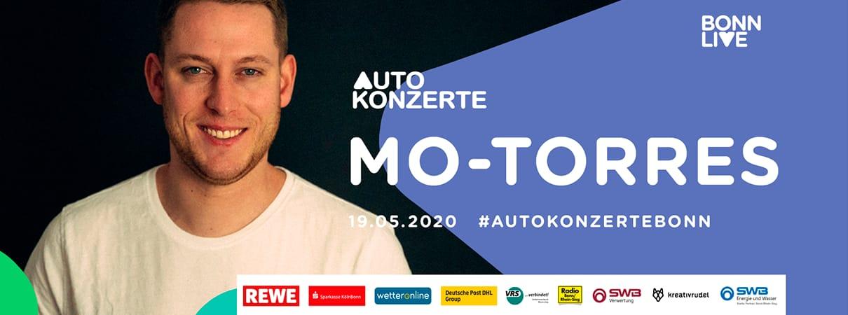 Mo-Torres | BonnLive Autokonzerte | Zusatzshow