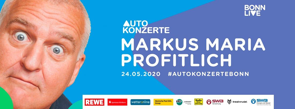 Markus Maria Profitlich | BonnLive Autokonzerte