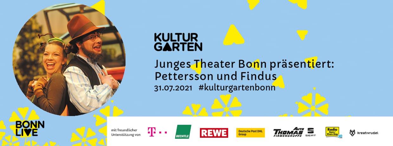 JTB: Pettersson und Findus | BonnLive Kulturgarten