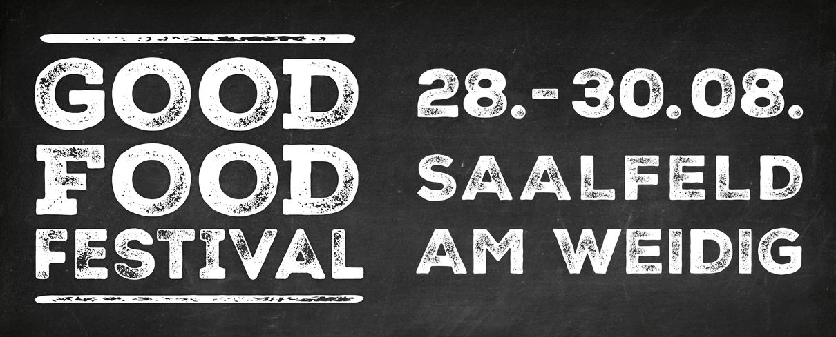 Good Food Festival Saalfeld