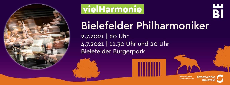 vielHarmonie - Bielefelder Philharmoniker
