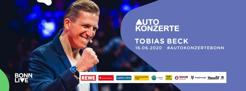 Tobias Beck   BonnLive Autokonzerte