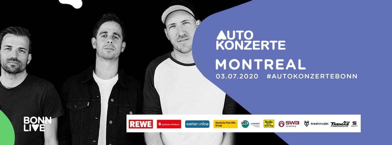Montreal | BonnLive Autokonzerte