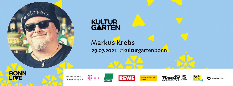 Markus Krebs   BonnLive Kulturgarten