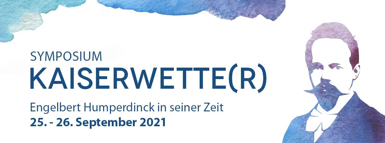Symposium Kaiserwette(r) und Liederabend