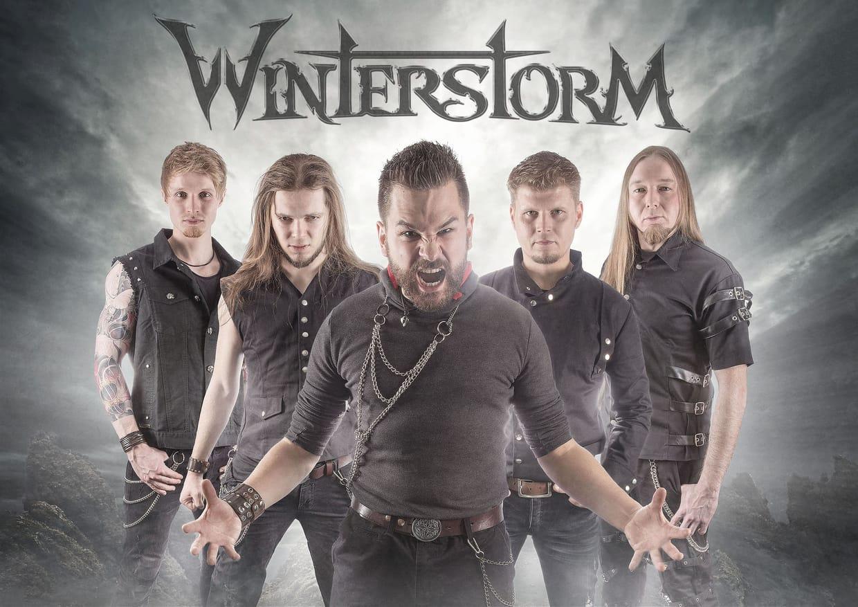 Winterstorm – 10 Years Anniversary Tour @ Haas Säle Bamberg