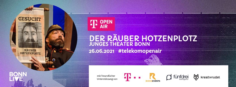 JTB: Der Räuber Hotzenplotz | Telekom Open Air