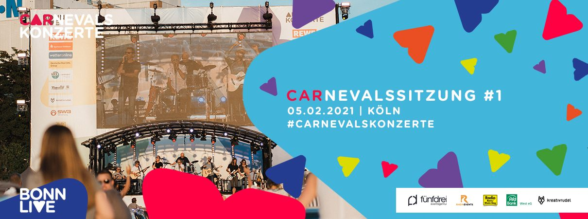 Carnevalssitzung #1 (PKW-Tickets ausverkauft) | Köln Carnevalskonzerte