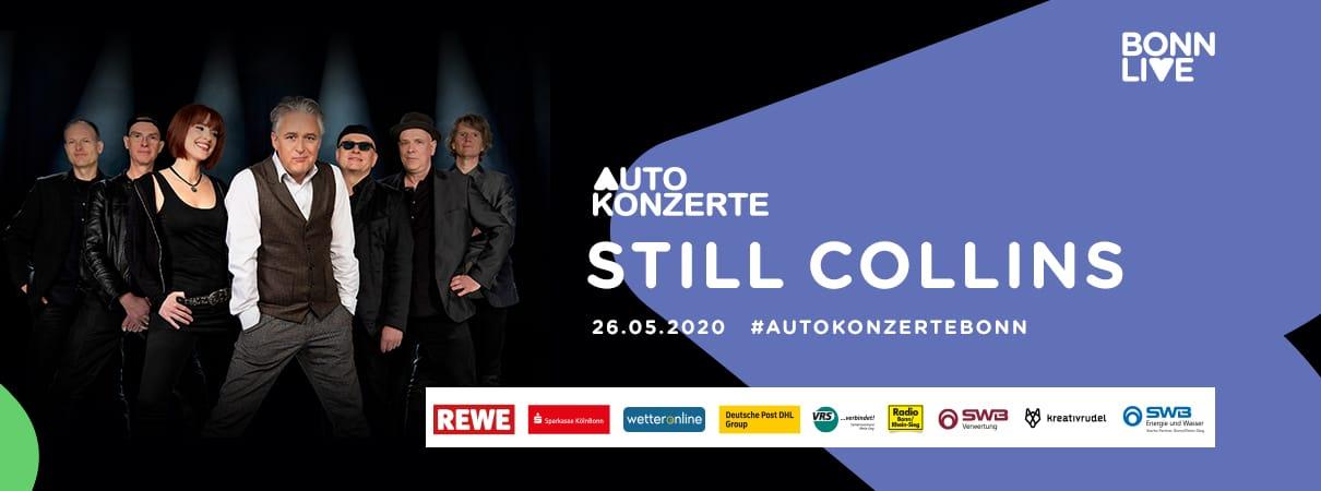 Still Collins | BonnLive Autokonzerte