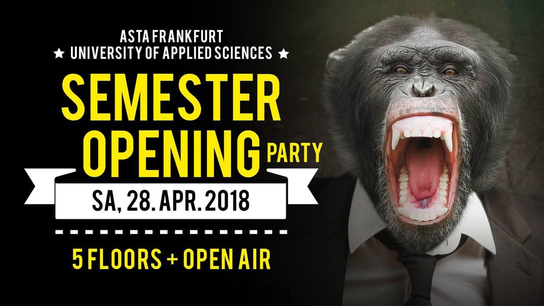 ★ AStA-Semester Opening Party ★