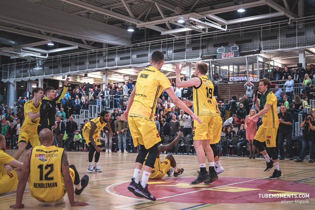 """Spenden Aktion """"Ich bin ein Kirchheimer Basketball Held"""""""