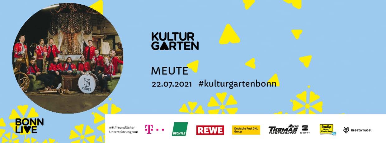 Meute | BonnLive Kulturgarten