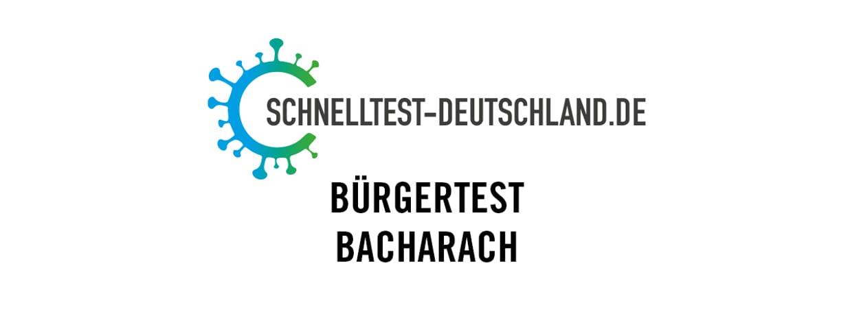 Bürgertest Mittelrheinhalle Bacharach (Mo, 14.06.2021)