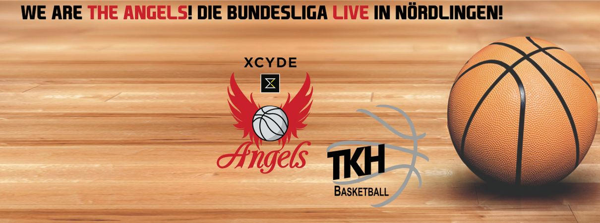 XCYDE Angels - TKH Basketball Damen Hannover