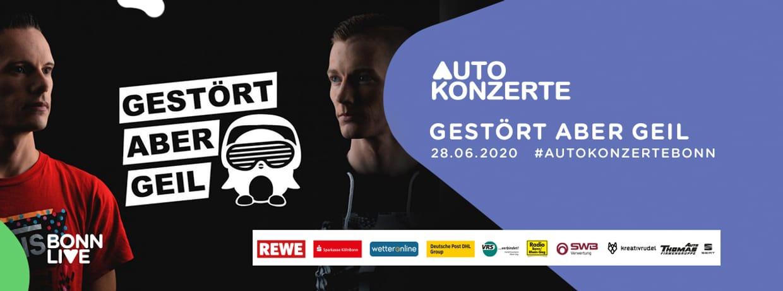 Gestört aber GeiL (Zusatzshow) | BonnLive Autokonzerte