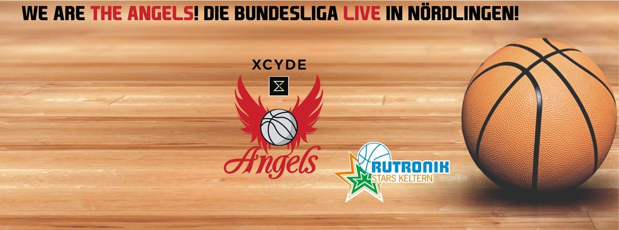 XCYDE Angels - Rutronik Stars Keltern