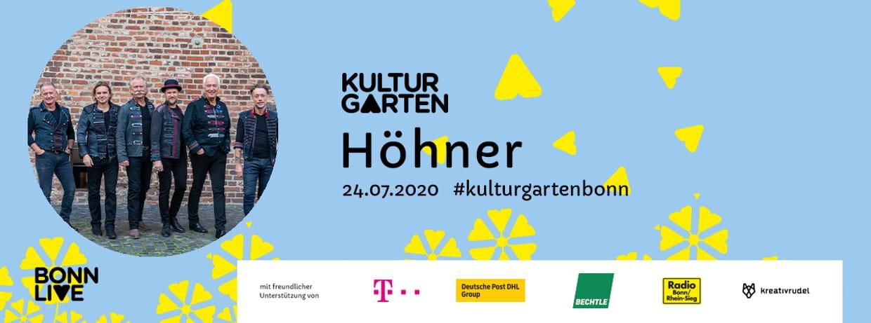 Höhner   BonnLive Kulturgarten