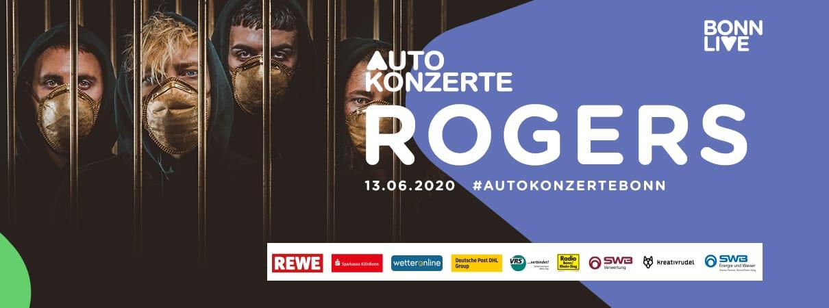 Rogers | BonnLive Autokonzerte